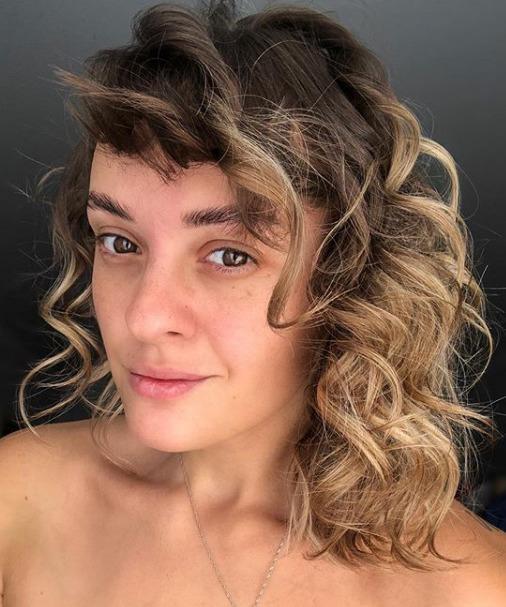 Блогер Кристина Чебан