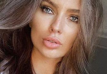 Блоггер Кристина Тесленко