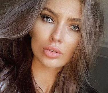 Блогер Кристина Тесленко