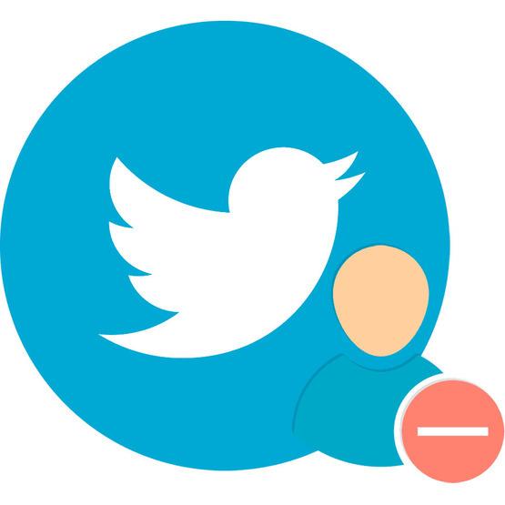 Удаление аккаунтов в Twitter