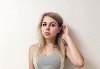 Блогер Анастасия Морозова