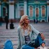 реклама в блоге Александра Блонд