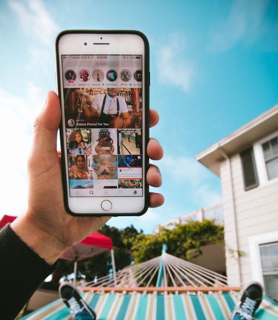 Реклама в Instagram будет в рекомендованном