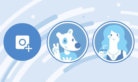 ВКонтакте в историях появился стикер местоположения