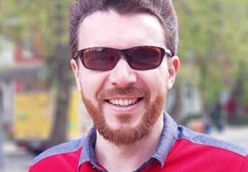 Блогер Дмитрий Ивченко