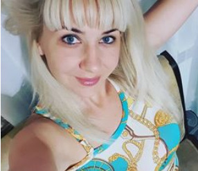 Блогер Оксана Труфанова