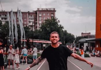 Известный блоггер - Влад Соколовский
