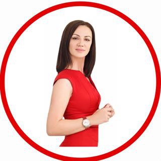 Блоггер Вера Красивая