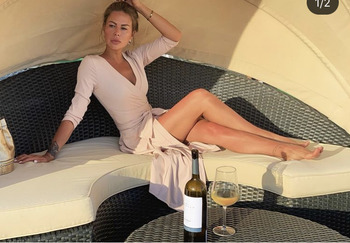 Блоггер Елена Строганова