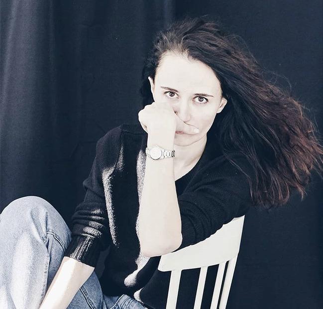 Блогер София Пименова