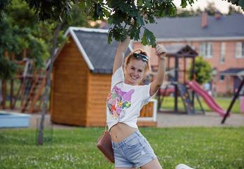 Блоггер Елена Сорочина