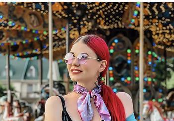 Блоггер Виктория Ефримиди