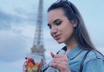 Блоггер Дарья Солнцева
