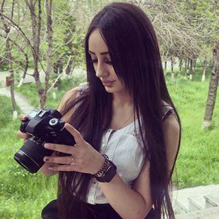 Блогер Таня Мартиросян