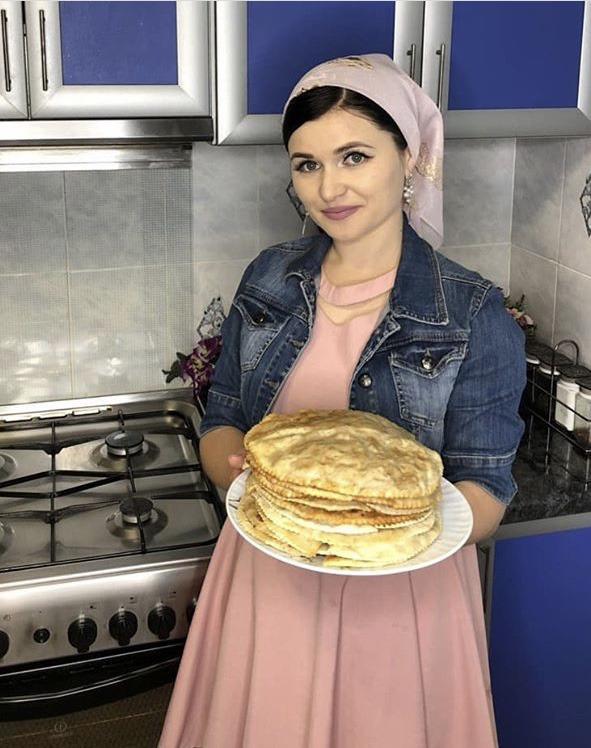 Блогер Нурзаде Рецепты