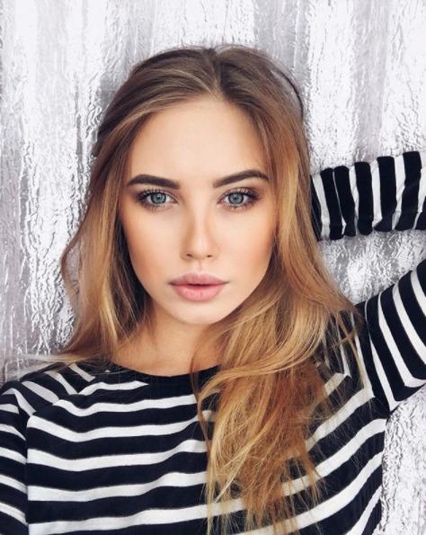 Блоггер Арина Тарчуткина