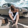 фото на странице Анастасия Островская