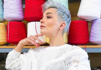Блогер Юлия Костюшкина