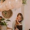 заказать рекламу у блогера Анна Колени