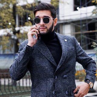 Блогер Себастьян Кумышев