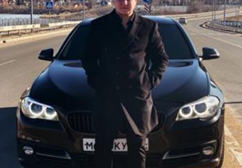Блоггер Богдан Белов