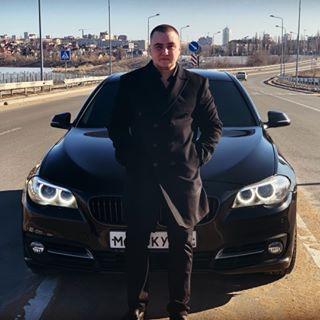 Блогер Богдан Белов