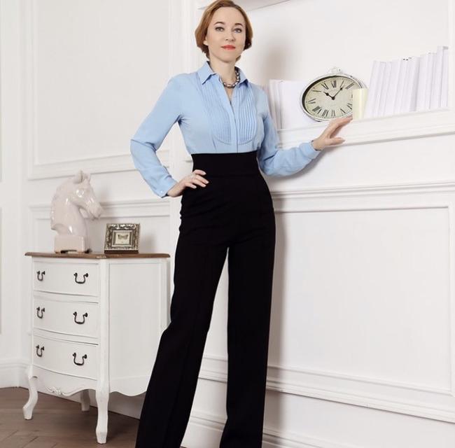 Блоггер Ольга Аристова