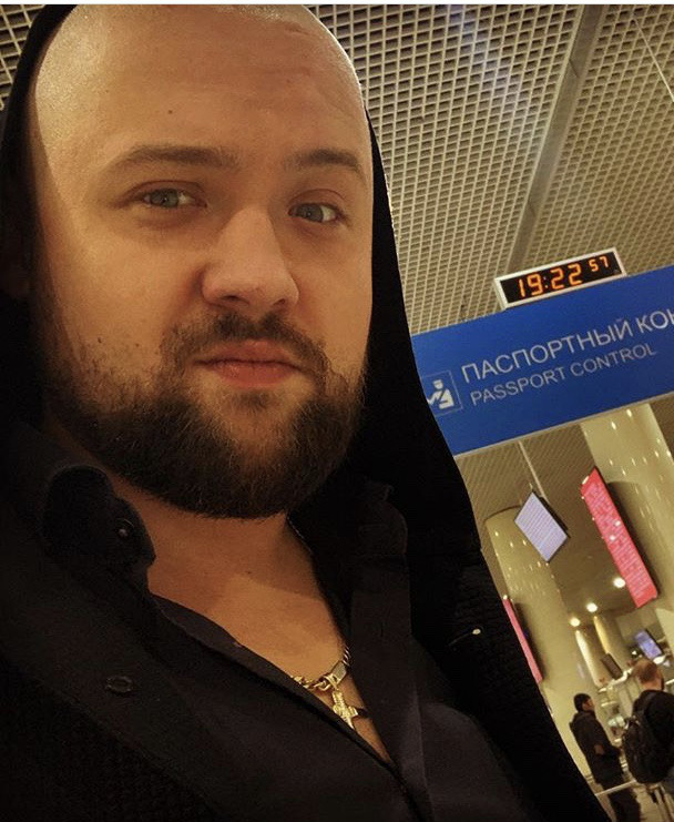 Блогер Игнат Викторович