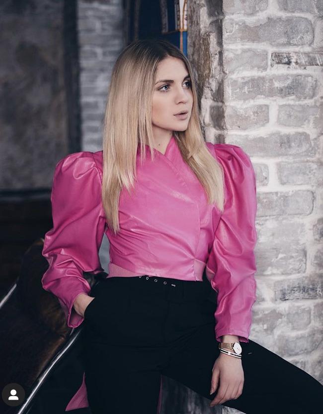 Блоггер Ирина Челышева