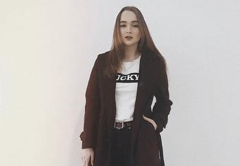 Блоггер Ася Яблокова