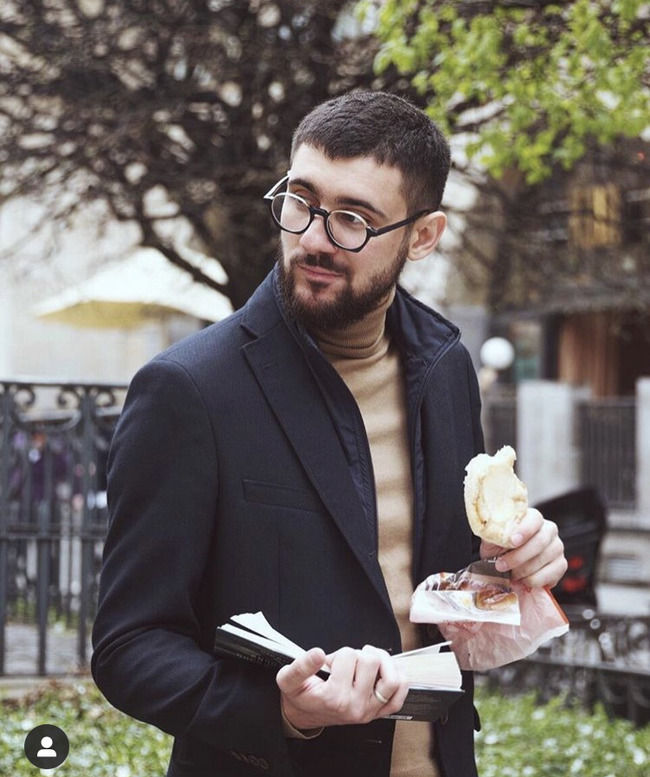 Блогер Эдуард Осипов