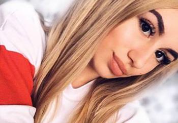 Блоггер Софья Сафонова