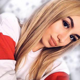 Блогер Софья Сафонова