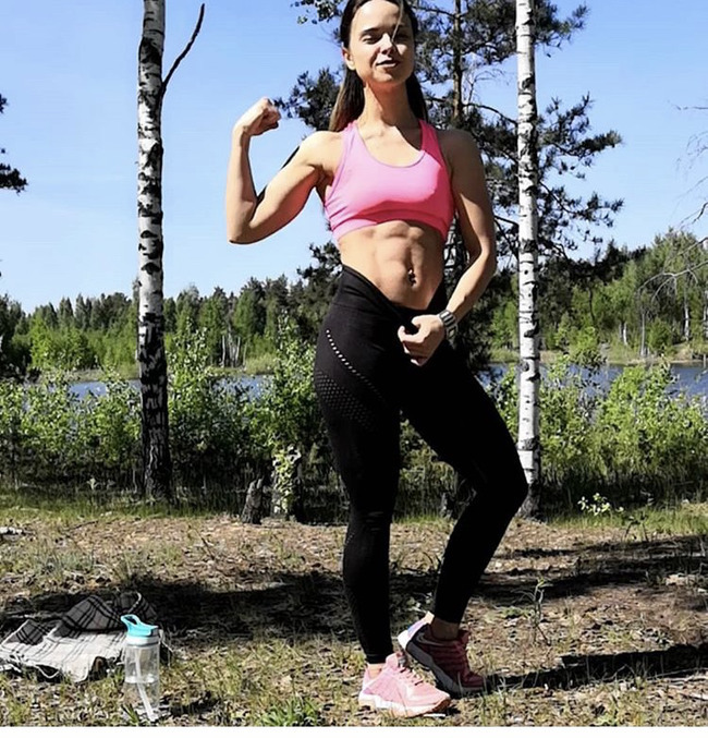 Блогер Анна Павлова