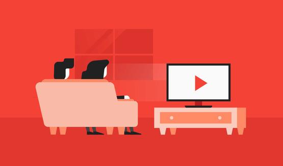 Просмотр онлайн-видео достигнет 100 минут в день