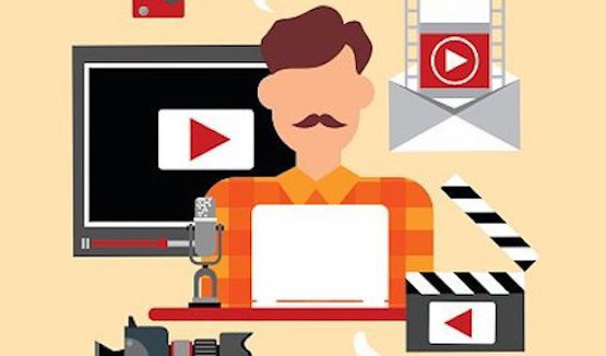 YouTube: новый дизайн, условия пользования и стикеры