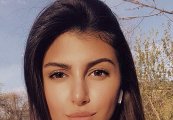 Блоггер Лара Мкртчан