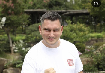 Блогер Максим Батырев