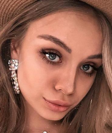 Блогер polinaananyeva