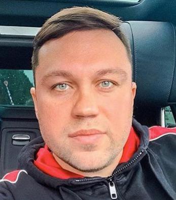 Блогер Максим Соловьев