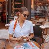 заказать рекламу у блоггера Алина Гончарова