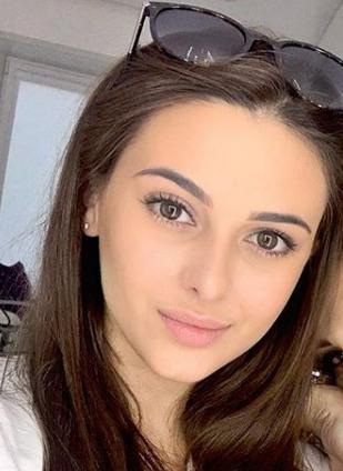 Блогер Виктория Борисевич