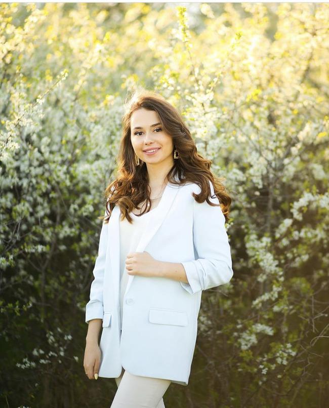 Блогер Ксения Сваровски