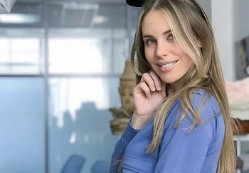 Блогер Антонина Тодерика