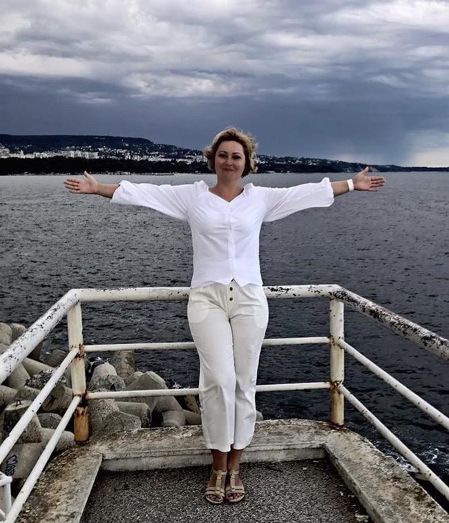 Блогер Ирина Салихова