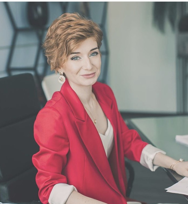 Блогер Александра Гуреева