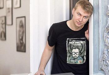 Блоггер Игорь Шажко