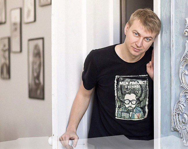 Блогер Игорь Шажко