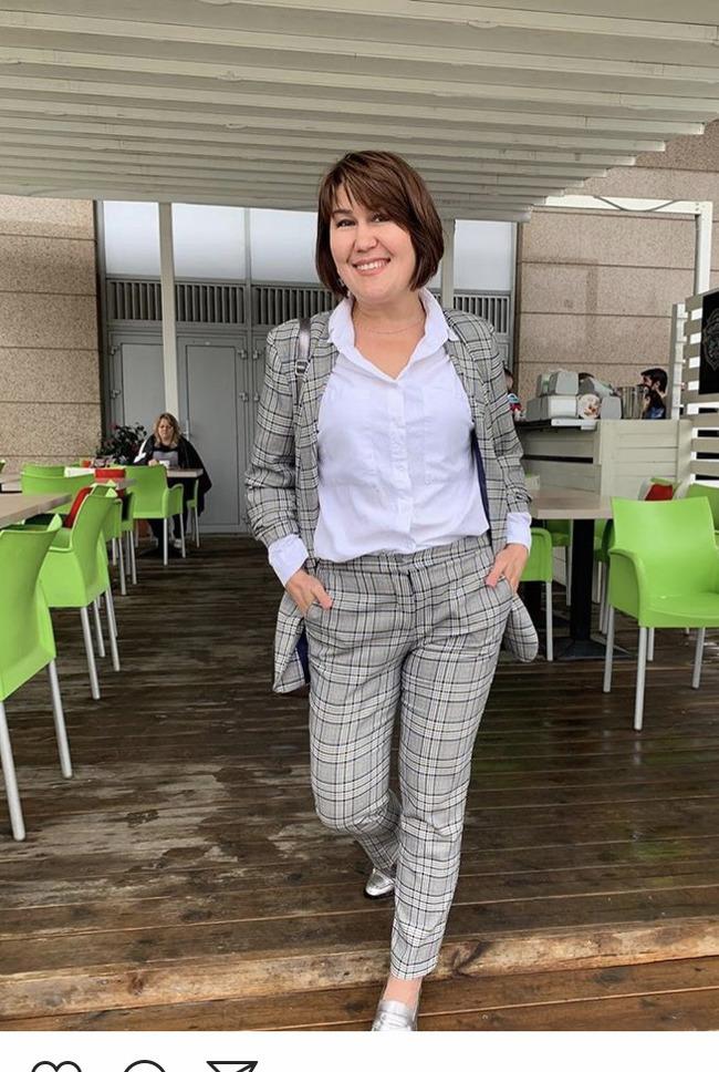 Блогер Залия Шигапова