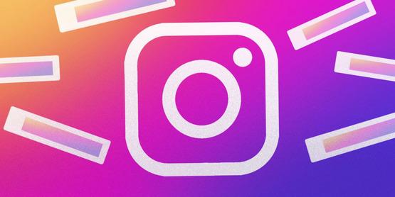 Новые стикеры в Instagram